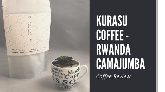 Kurasu Coffee Rwanda Camajumba