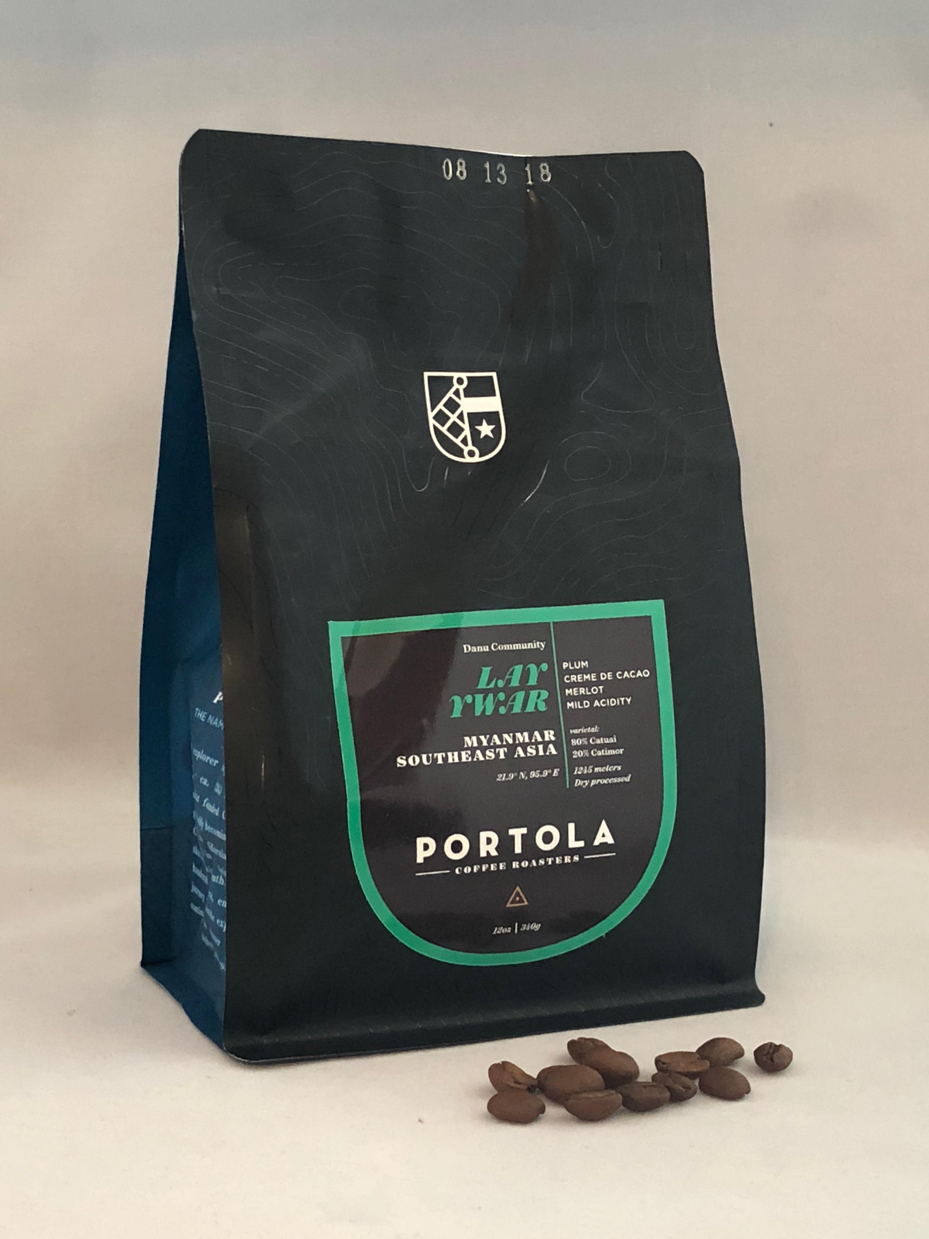Portola Coffee - Myanmar Lay Ywar