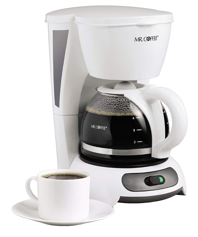 Mr. Coffee 4-Cup Auto Drip