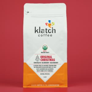 Klatch Coffee Original Christmas Blend