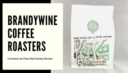 Brandywine Coffee Roasters – Cumbres de Poas Coffee Review (2018)