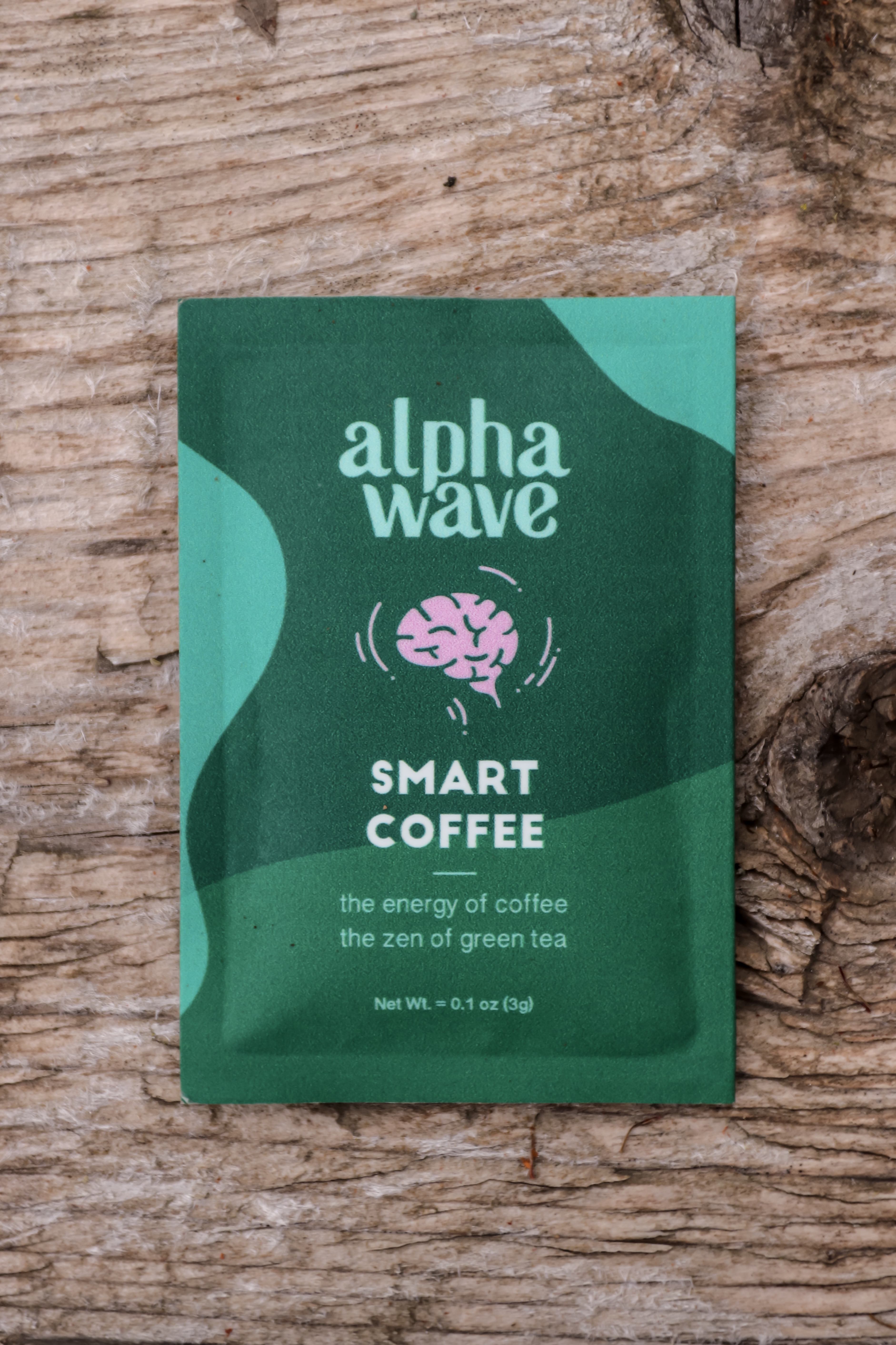 Alpha Wave Smart Coffee