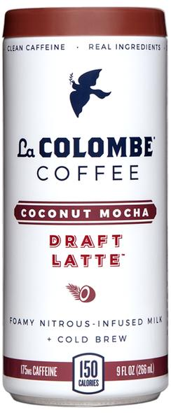 La Colombe Coconut Mocha Draft Latte