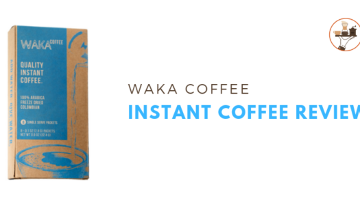Waka Instant Coffee Review