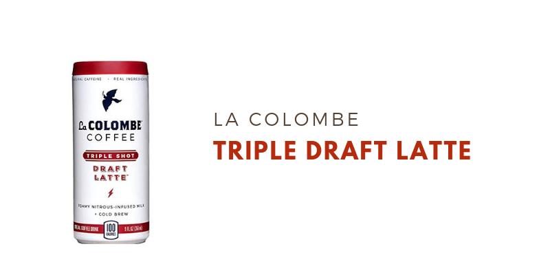 La Colombe Triple Draft Latte Review