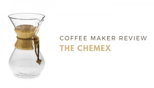 Chemex 6 Cup Glass Coffee Maker Review