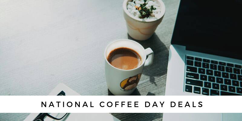 National Coffee Day Deals 2019