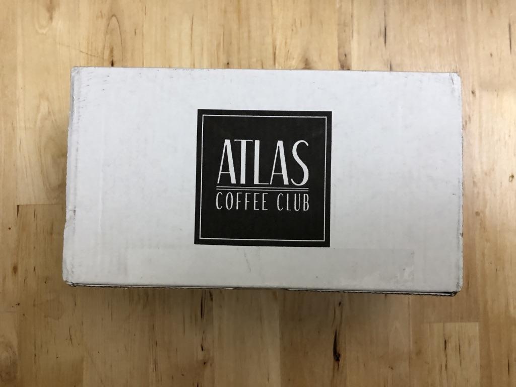 Atlas Coffee Club Packaging