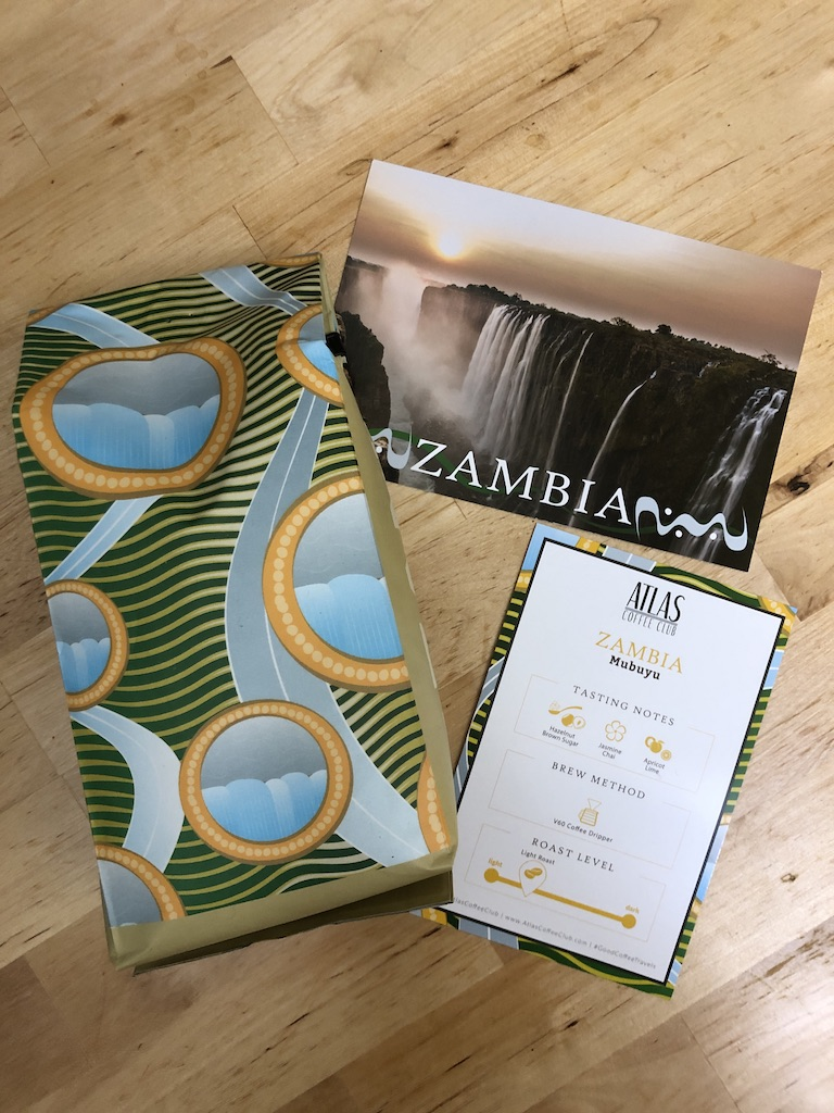 Zambia Coffee from Atlas Coffee Club