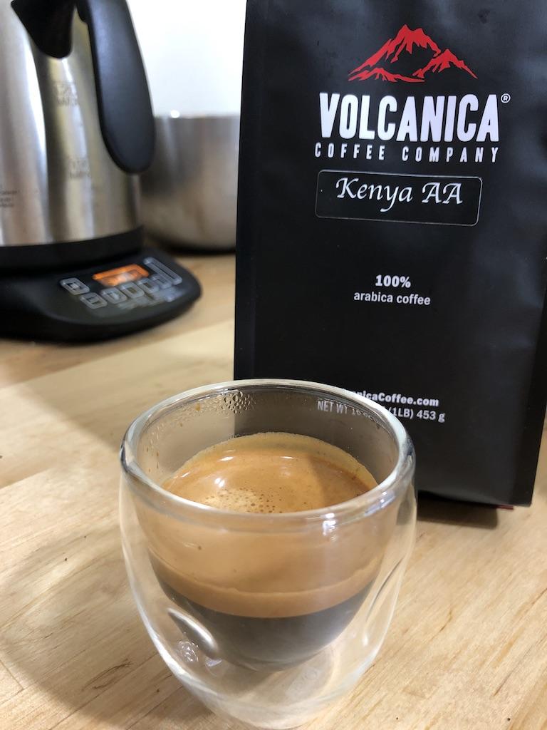 Volcanica Kenya AA Espresso