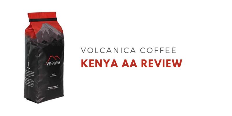 Volcanica Coffee Kenya AA