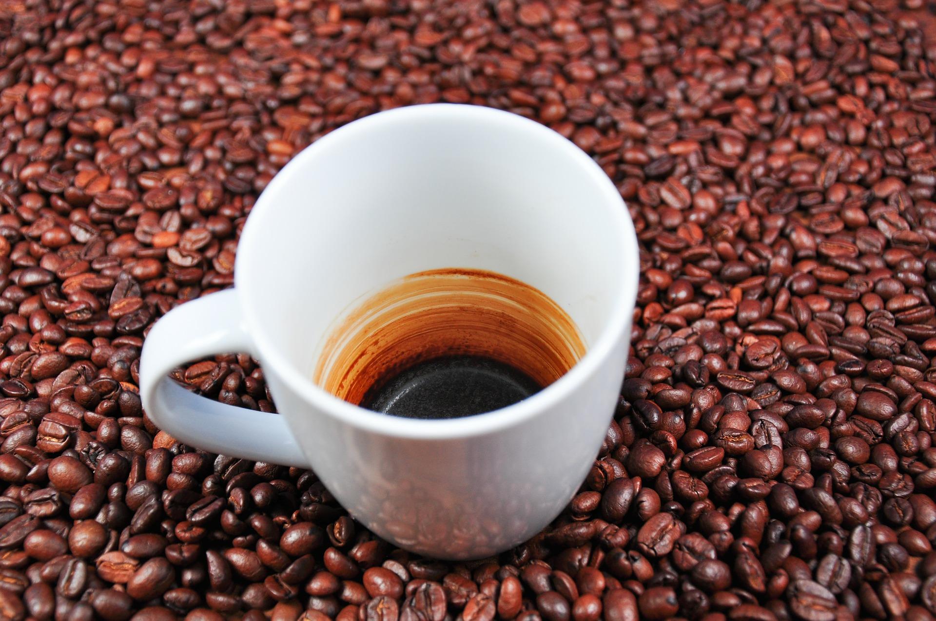 coffee mug stain